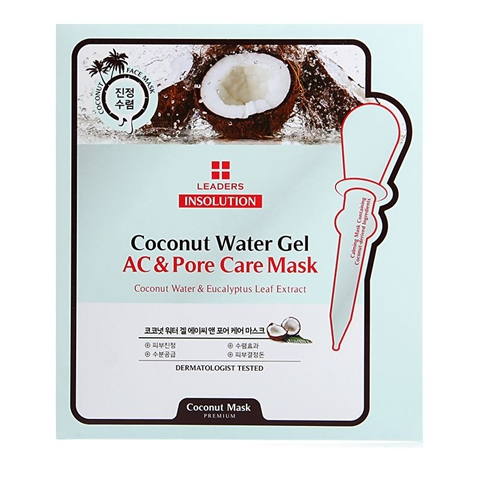 Insolution Coconut Water Gel AC & Pore Care Mask