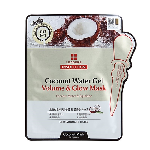 Insolution Coconut Water Gel Volume & Glow Mask