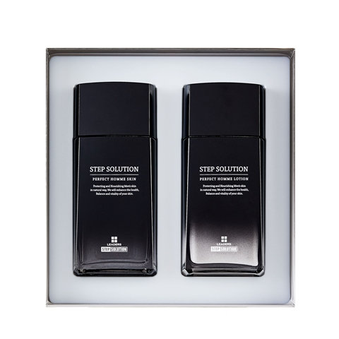 Stepsolution Perfect Homme Skin Care Set