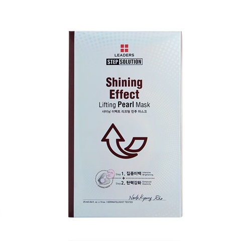 Stepsolution Shining Effect Lifting Pearl Mask
